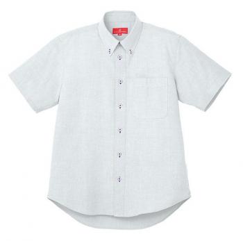 オックスBD半袖シャツ
