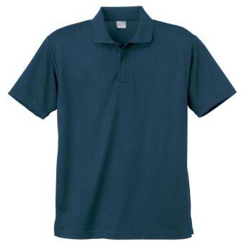DRY 半袖ポロシャツ(ネット付)