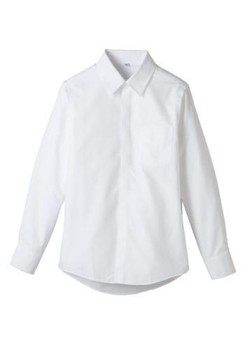 [サンペックス]飲食 長袖シャツ(レギュ