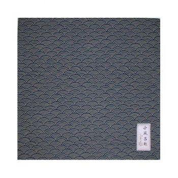 小風呂敷(波紋)