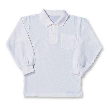 [シンメン]ジュニア長袖ポロシャツ