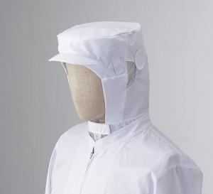 [アルベ]食品工場 工場帽(男女兼用)