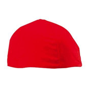 紅白帽(庇なし)