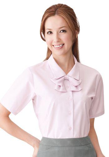 クリアピンクの着用例