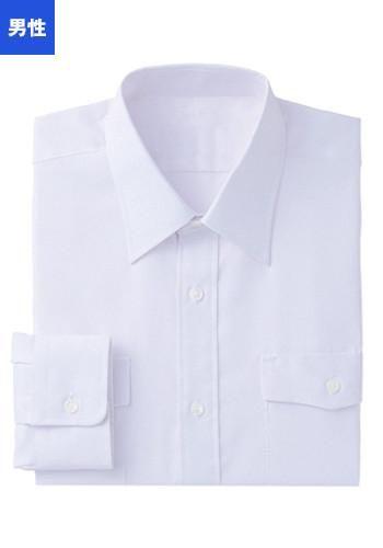 [フェローズ]フォーマル 長袖シャツ