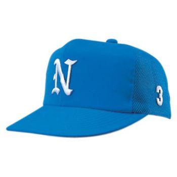 ニットバックメッシュ六方型野球帽(サイズ