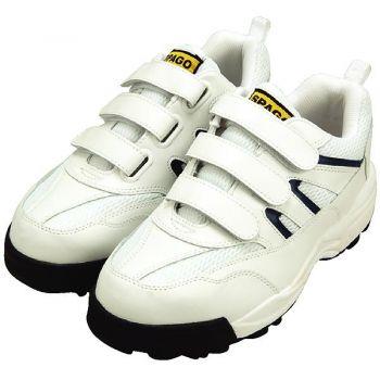 [コーコス]安全靴 スチール先芯 女性用