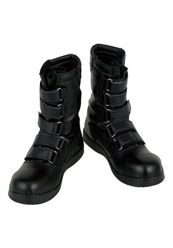 [コーコス]安全靴 黒豹高所用マジック