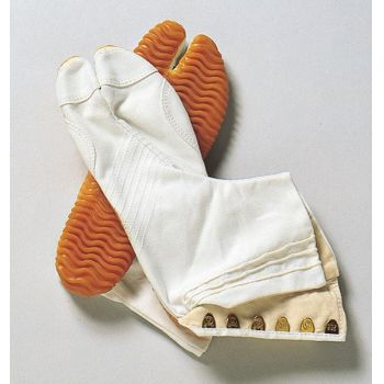祭ジョグ地下足袋(白)