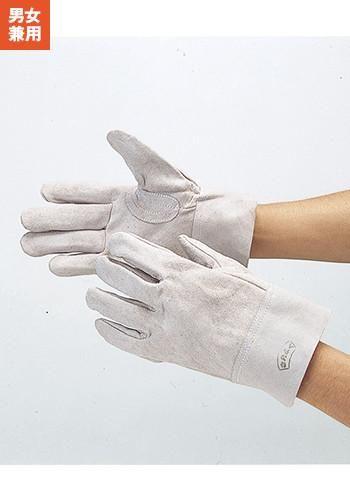 [一旦、非表示][おたふく手袋]革手袋(