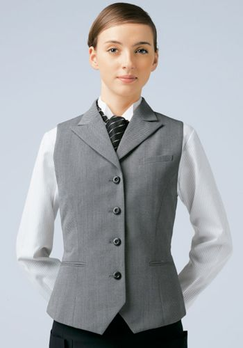 グレーの着用例