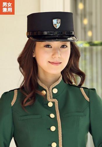 [フェローズ]フォーマル ドゴール帽