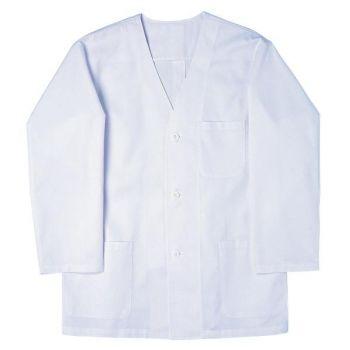 [シンメン]飲食 調理白衣(男性用)