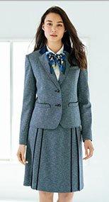 S-16371 16379 SELERY(セロリー) Aラインスカート 99-S16371