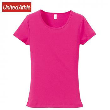 CVCフライスTシャツ(ガールズ)(6.2オンス)(女性用)