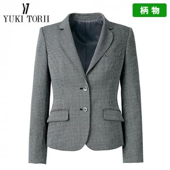 YT4304 ユキトリイ ジャケット スイングドット 40-YT4304
