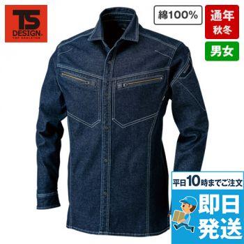 5115 TS DESIGN 長袖シャツ
