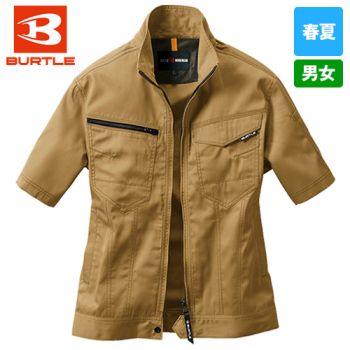 1716 バートル T/Cライトチノ半袖ジャケット(男女兼用)