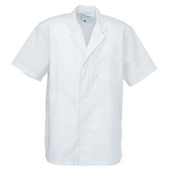 飲食 半袖 調理白衣(男性用)