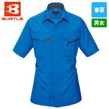 7065 バートル ソフトトロピカル半袖シャツ