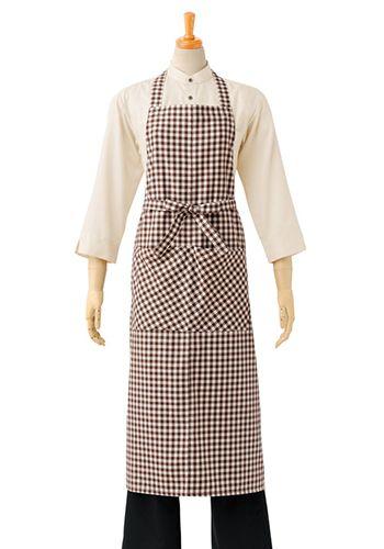 茶×白の着用例