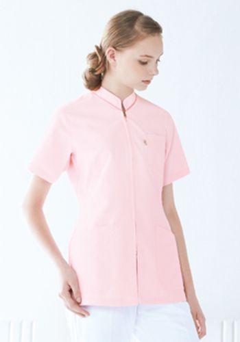 ピンクの着用例