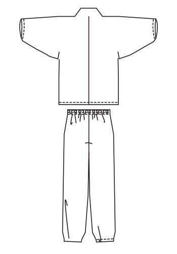 茶羽織(パンツセット)