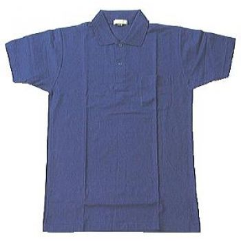 半袖ポロシャツ(ポケ付き)