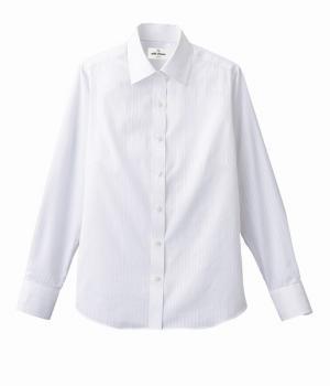 ワイドカラーシャツ(女性用)