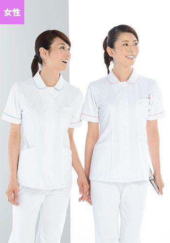 左:ホワイト×サックス 右:ホワイト×ピ