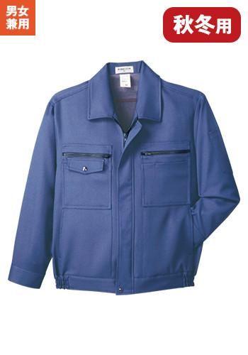 [ペチクール]作業服 ブルゾン 二重織
