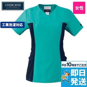 CH750 FOLK(フォーク)×CHEROKEE(チェロキー) レディーススクラブ
