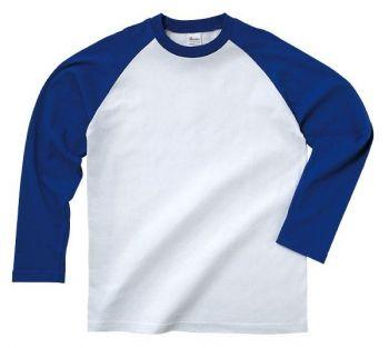 ラグラン長袖Tシャツ(5.6オンス)
