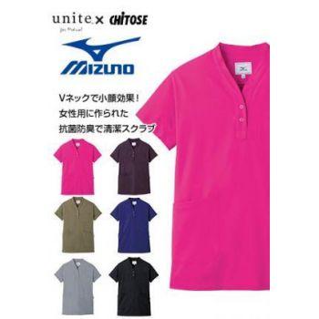 MZ-0075 ミズノ(mizuno) レディーススクラブ