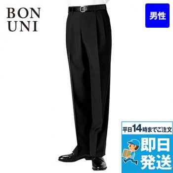 01120-09 BONUNI(ボストン商会) ツータックスラックス(男性用) トロピカル