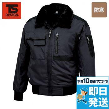 846326 TS DESIGN かっこいいドカジャン防寒 ウインターフライトジャケット(男女兼用)