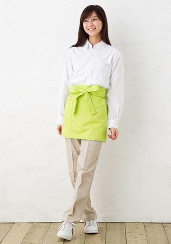 ライトグリーンF 女性160cm