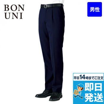 12109 BONUNI(ボストン商会) ワンタックスラックス(男性用)