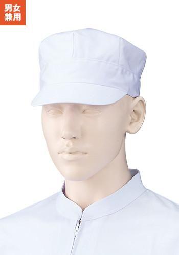 [カゼン]食品工場 八角帽子(2枚入)(