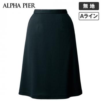 AR3683 アルファピア Aラインスカート ミニチェックシャドー 40-AR3683
