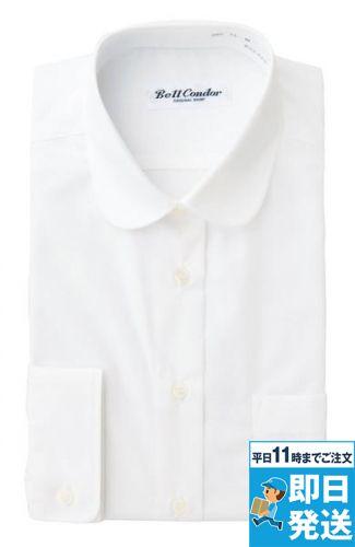 [アイトス]ラウンドカラーシャツ(女性用