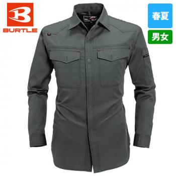 バートル 1103 [春夏用]制電T/Cライトチノ長袖シャツ