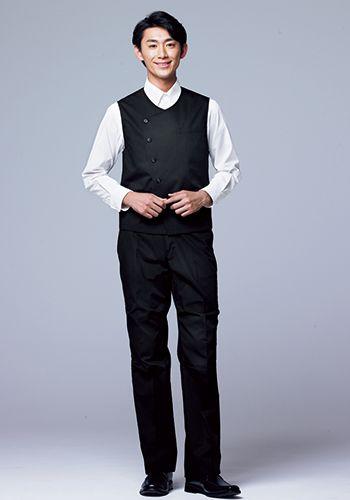 ブラックの着用例