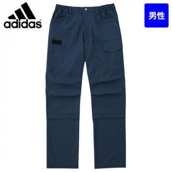 SMS507-12 14 15 18 アディダス パンツ(男性用) スマートなシルエット カーゴパンツ調ポケット