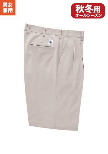 [サンエス]作業服 ツータックパンツ