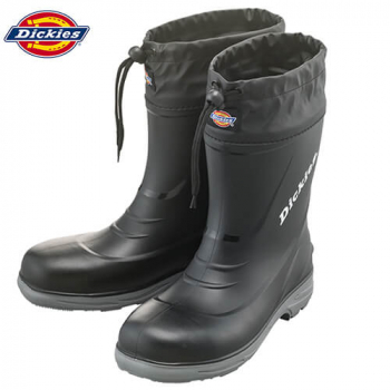 [ディッキーズ]安全長靴 D3404 P