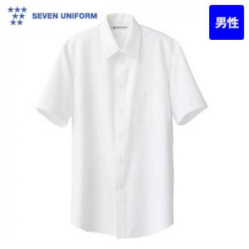 CH4419 セブンユニフォーム シャツ/半袖(男性用)