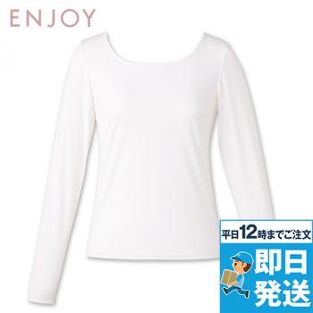 EWT081 enjoy 長袖プルオーバー 98-EWT081