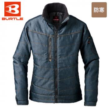 バートル 5240 ヘリンボーン防寒ジャケット(男女兼用)