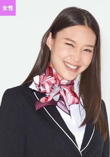 [ランド]パチンコ スカーフ(女性用)